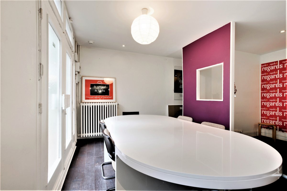 Vente Local commercial  - 56m² 75020 Paris